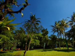 ... Bandung: Mengenal Alat Musik Angklung dan Budaya Sunda di Saung Udjo