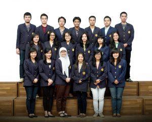 foto delegasi Unpad for HNMUN 2013