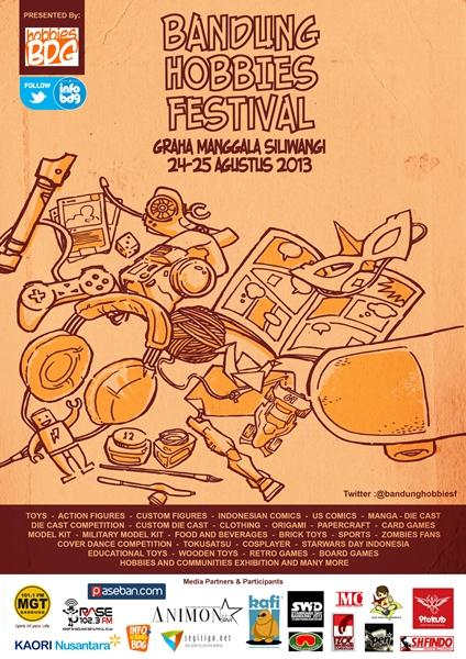 Poster HBF 02 + sponsor