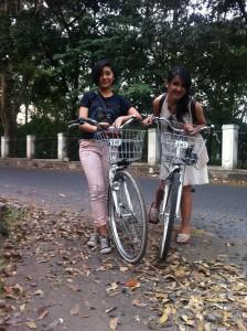 bandung cycling chic