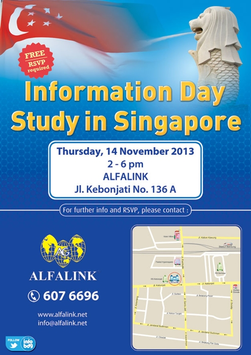 Poster Study in Singapore