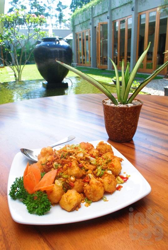 Makanan Indonesia Dengan Rasa Asia Di Tjendana Bistro Bandung