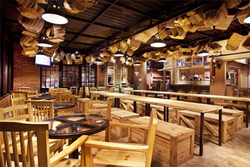 Tempat Makan Dengan Konsep Food Court Di Bandung