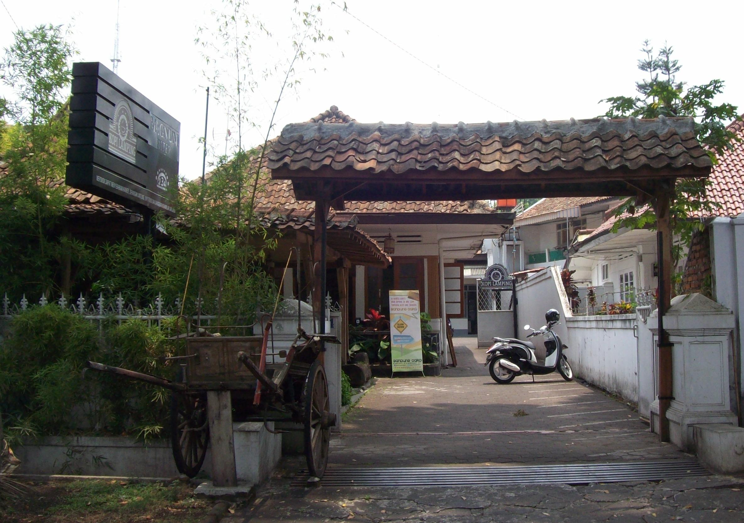 Tempat Ngopi Di Bandung Part 2