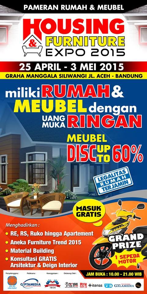 Housing Furniture Expo 2015 Bandung Infobdg