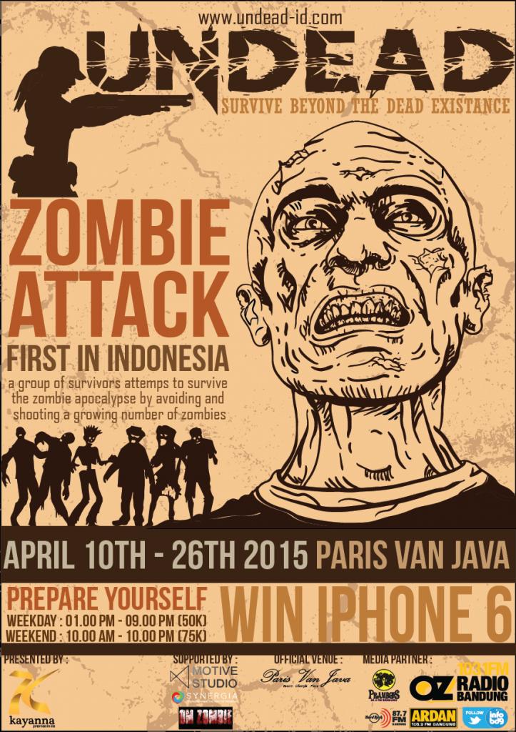 UNDEAD e-poster event - April