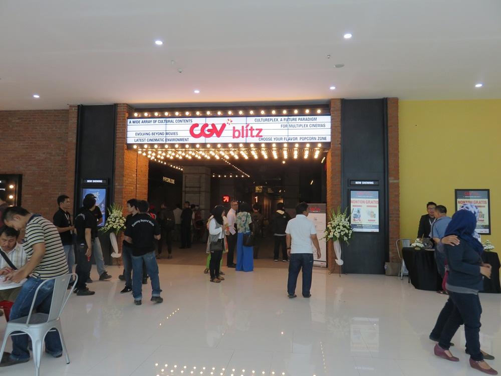 Cgv Blitz Cinema Kini Hadir Di Istana Bec Bandung Infobdg Com