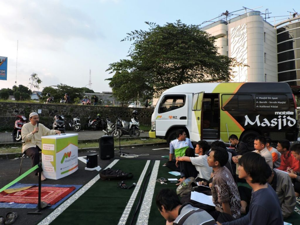 Mobile-Masjid