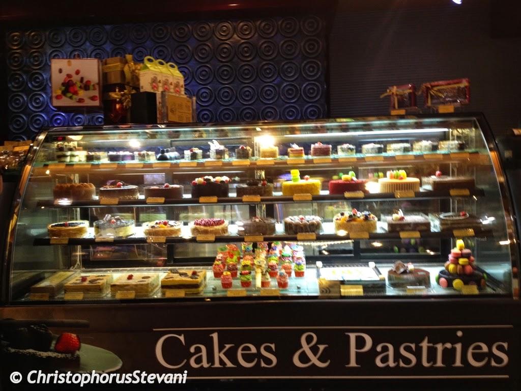 Harvest Cake Buah Batu Bandung