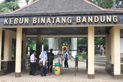 wahana rekreasi kebun binatang bandung