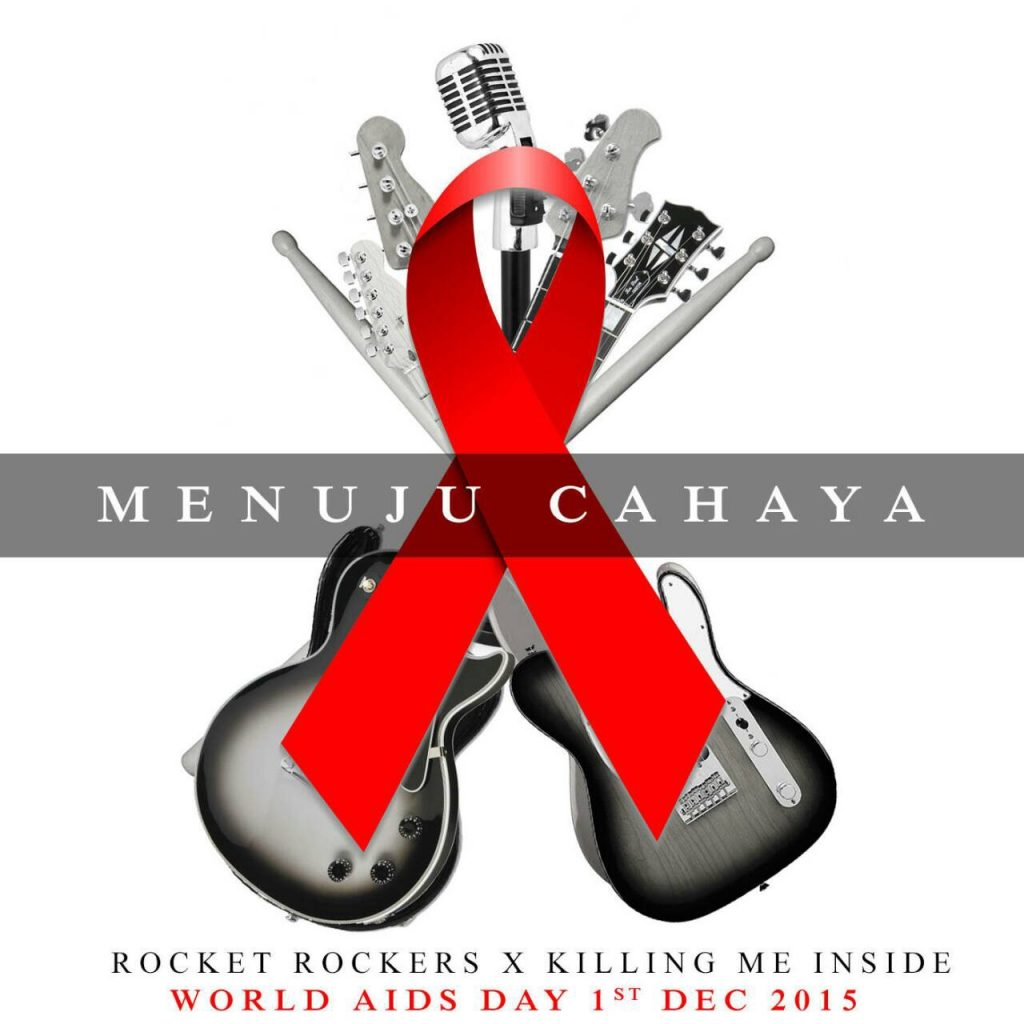 Rocket Rockers x Killing Me Inside - Menuju Cahaya