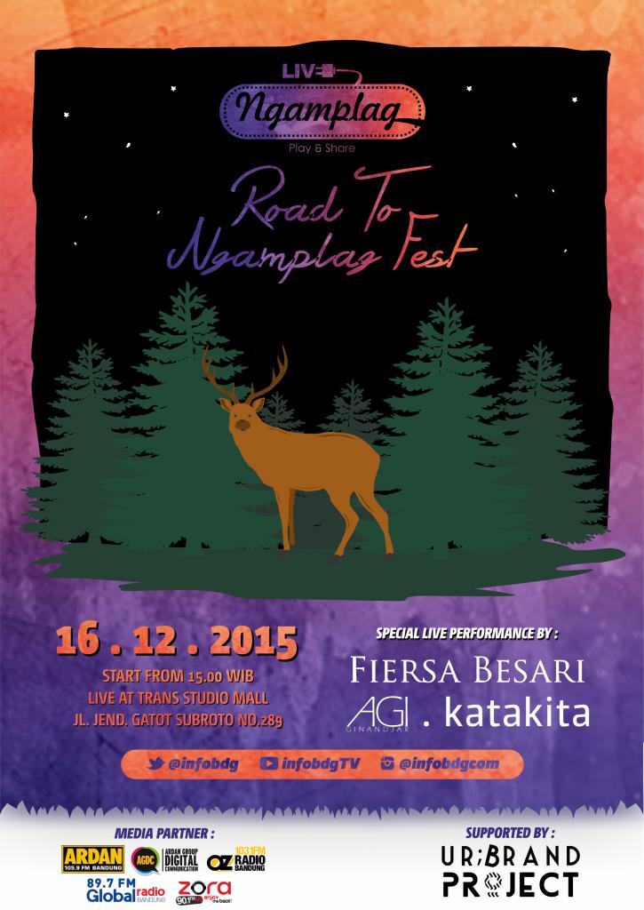 ROAD TO NGAMPLAG FEST.  desember 2