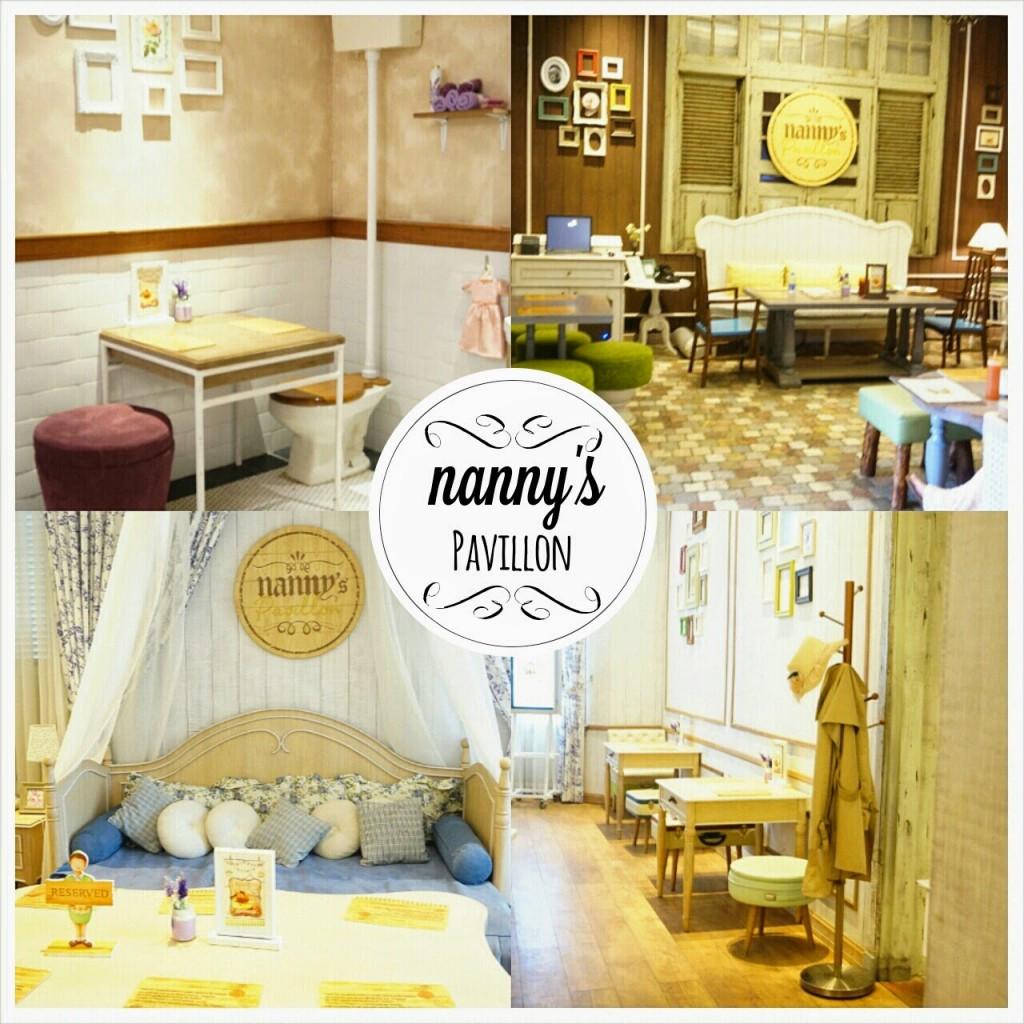 review nannys pavillon home bandung