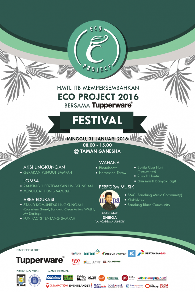 poster Eco Project 2016