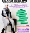 Hijab Fashion Week