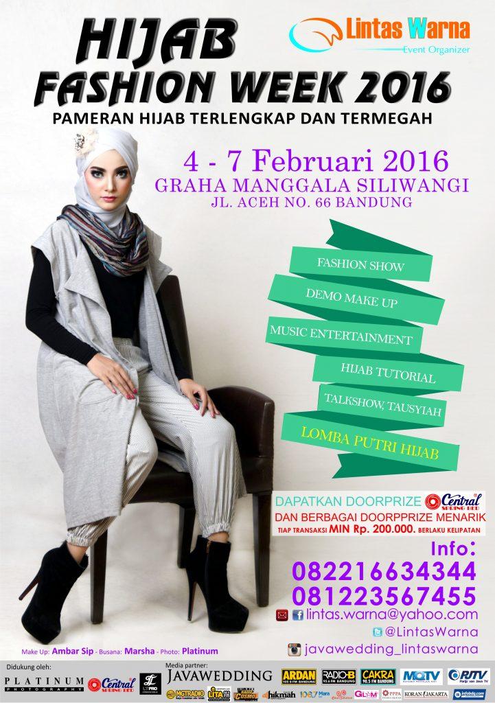 Hijab Fashion Week