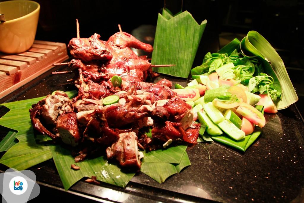 Menu Feast Restaurant Sheraton Bandung