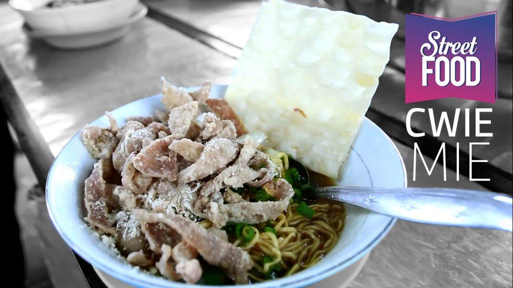 Streetfood - Cwie Mie