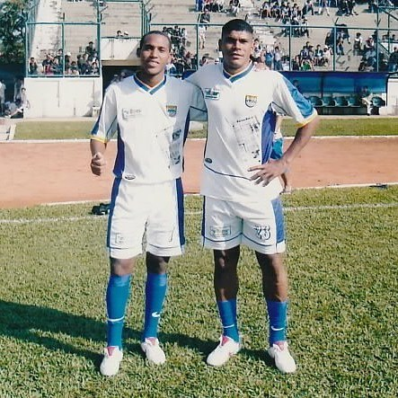 Uilian Souza (kiri) & Antonio Claudio (kanan) - imgrum