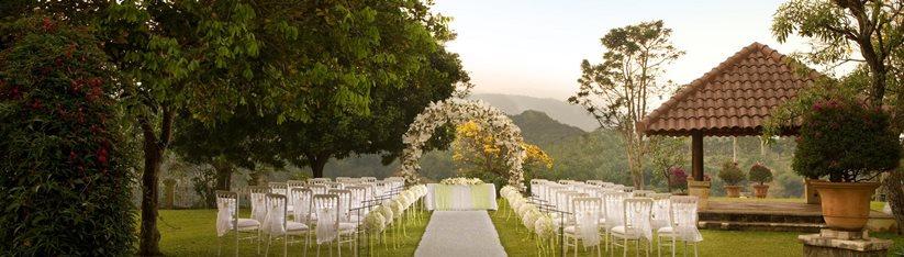 WeddingDecorationattheTowersGarden