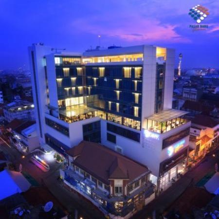 Pasar Baru Square Hotel Bandung