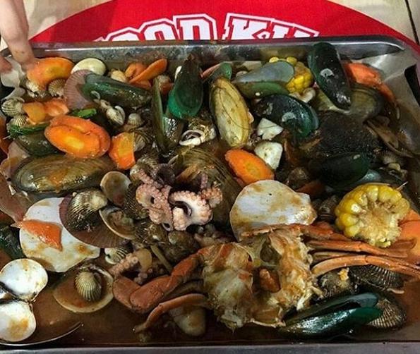 Tempat Makan Seafood Enak Di Bandung Infobdg Com