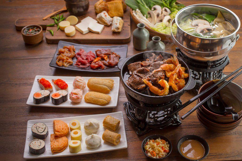 20 Tempat Makan Suki Enak Di Bandung