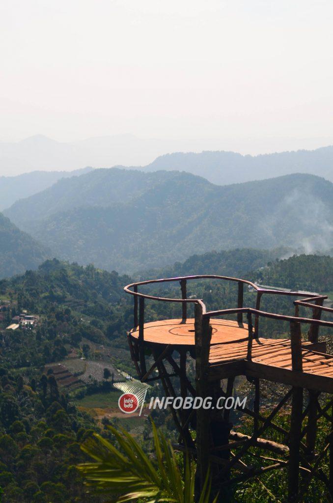 Menikmati Pemandangan Lembang Dan Subang Di Puncak Eurad Infobdg Com