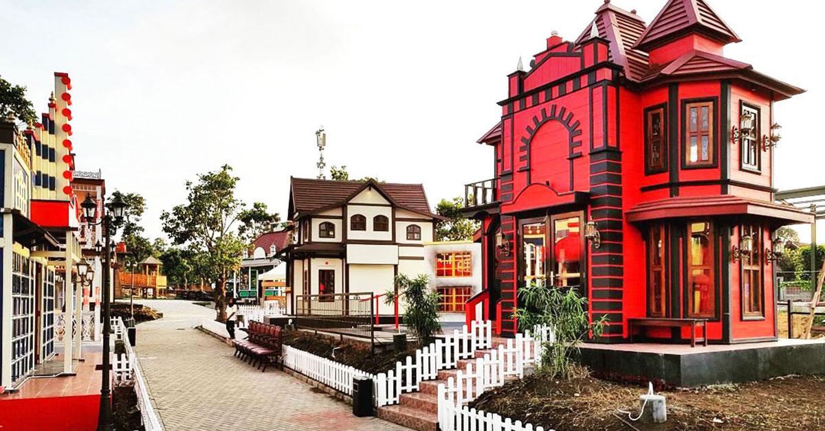 Image result for Kota Mini Lembang