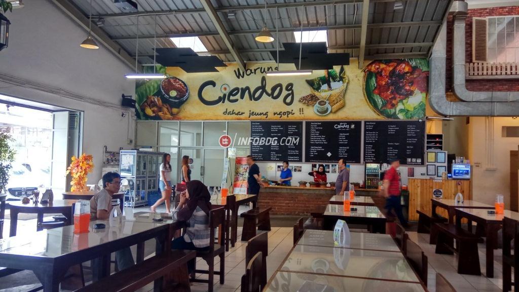 Nikmatnya Menu Makanan Khas Sunda Di Warung Ciendog