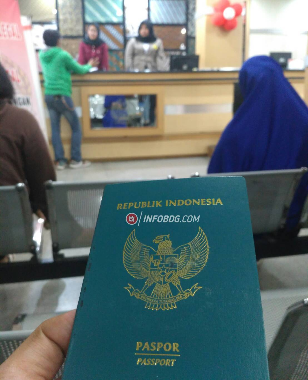 belum punya paspor ini cara membuat paspor baru infobdg com rh infobdg com