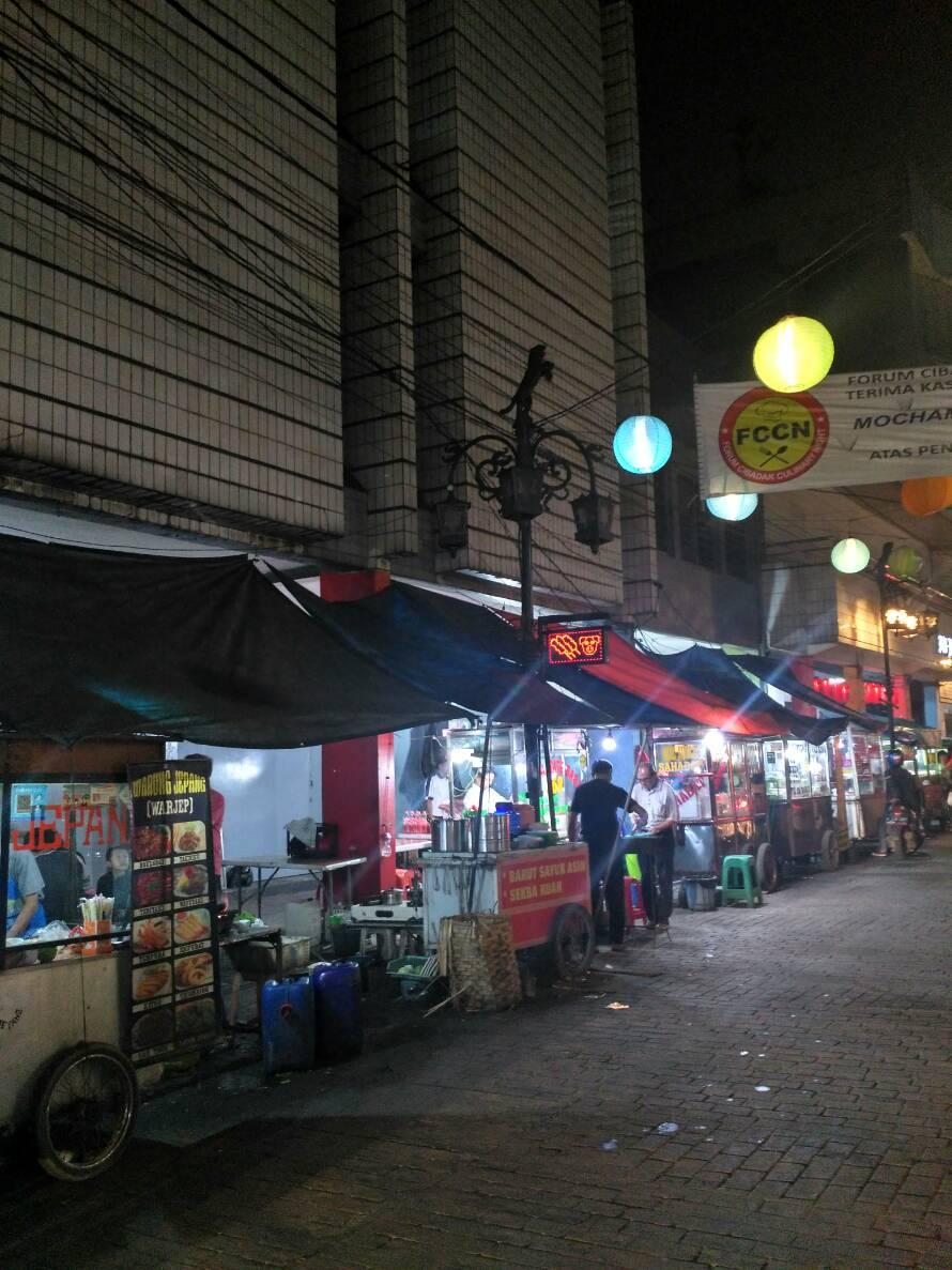 Rekomendasi Pusat Kuliner Malam Di Bandung Infobdg Com