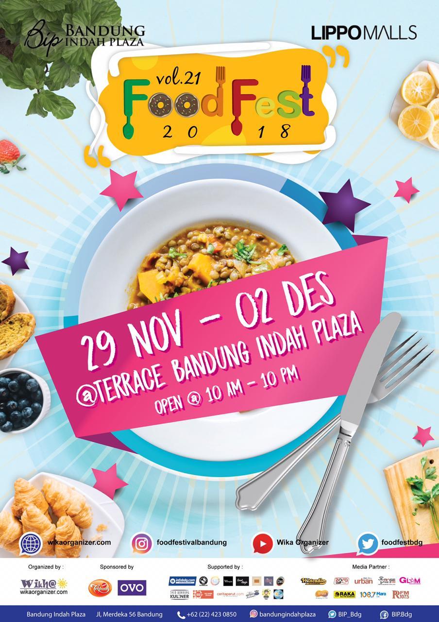 Food Fest Vol 21 2018 Infobdg Com