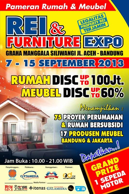 Rei and Furniture Expo Ciptamedia