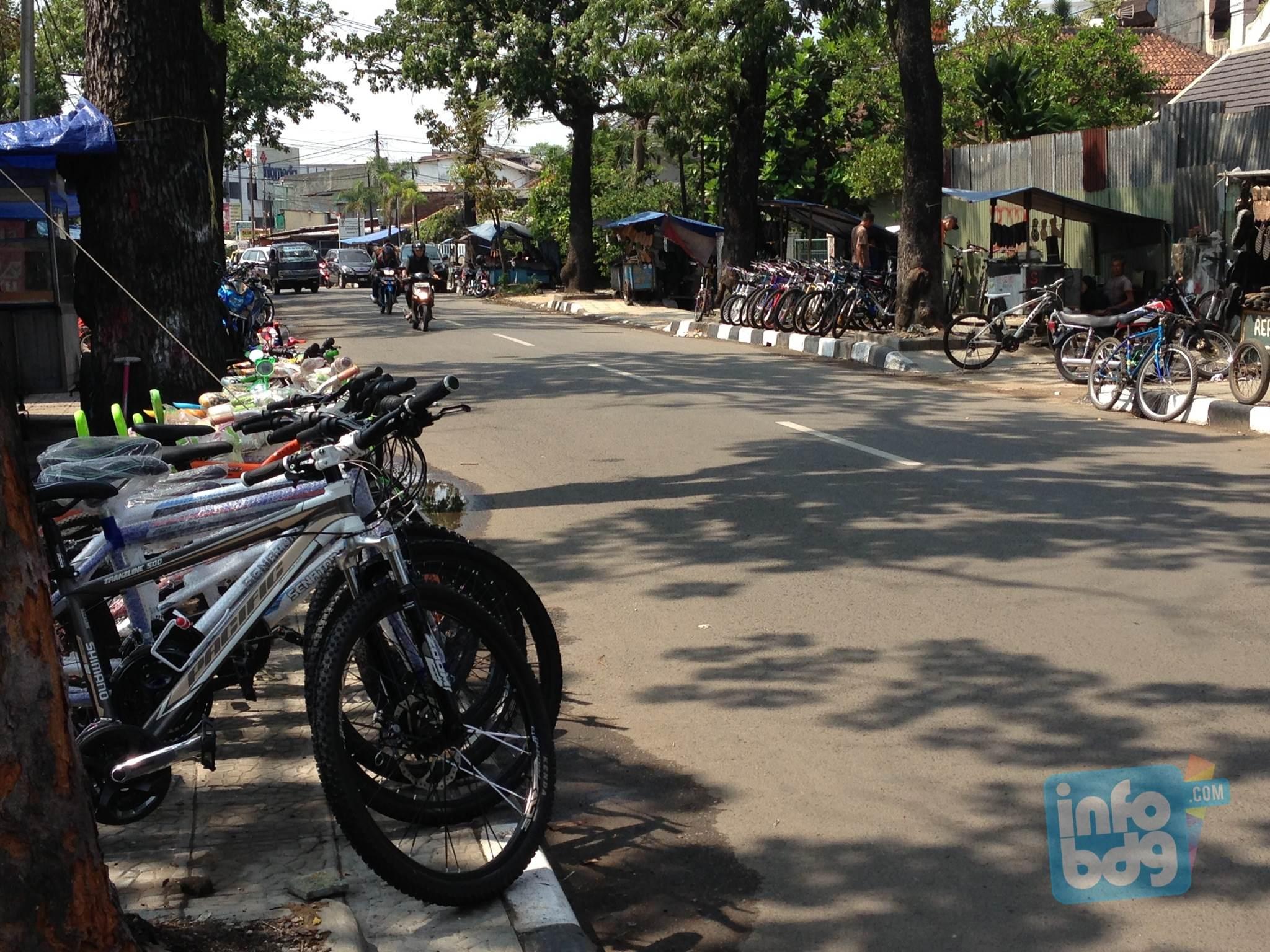 Sentra Sepeda Dan Bengkel Sepeda Di Kota Bandung Infobdg Com