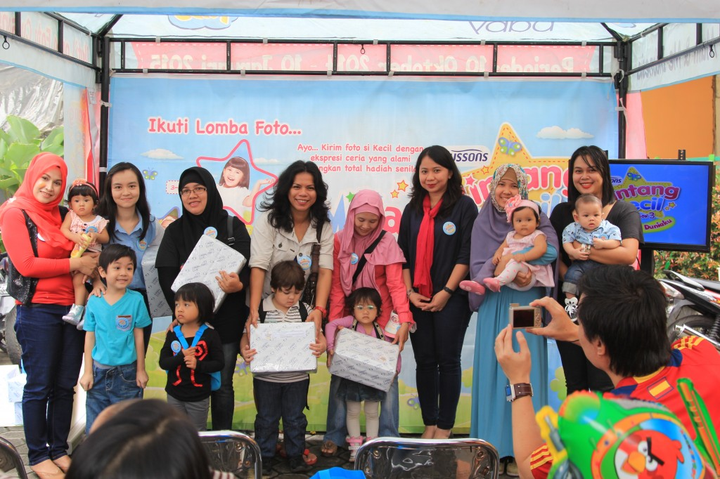 Pemenang Mingguan Bandung