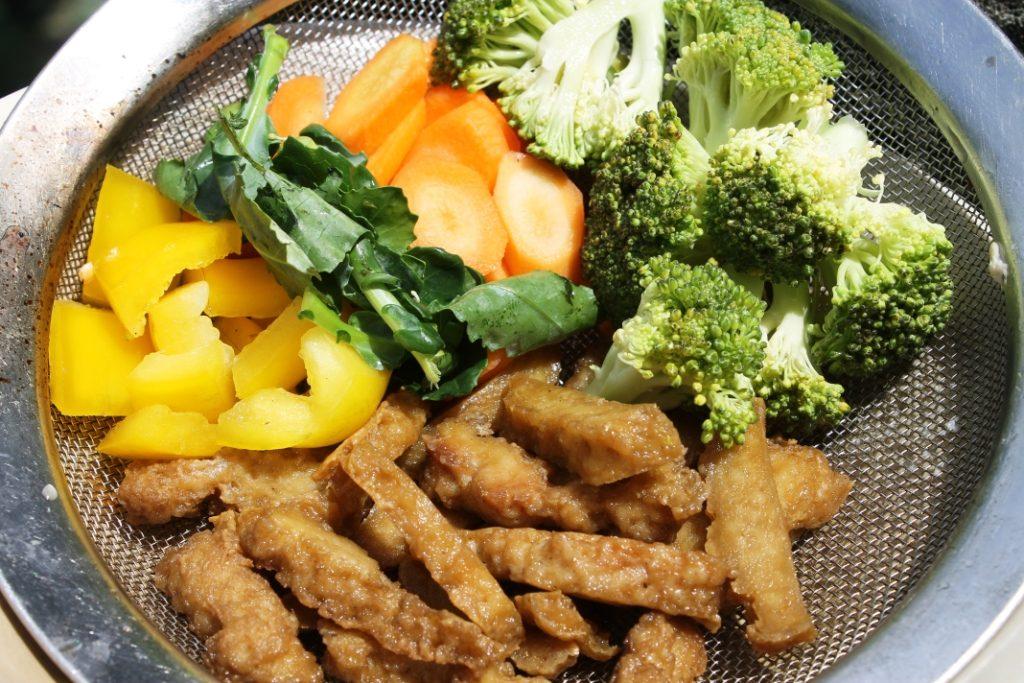 resep-vegetarian-daging-gluten-enak-mock-wheat-meat-recipe