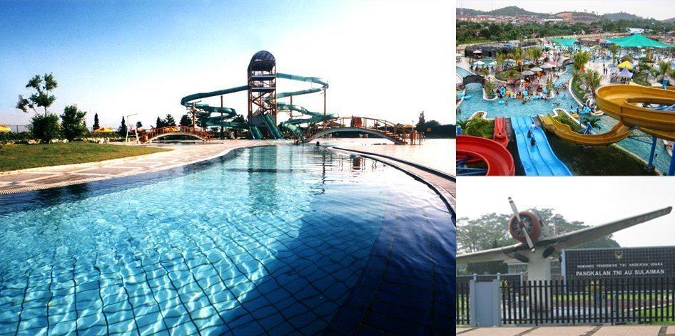 Bandung Indah Waterpark, Lanud Sulaiman