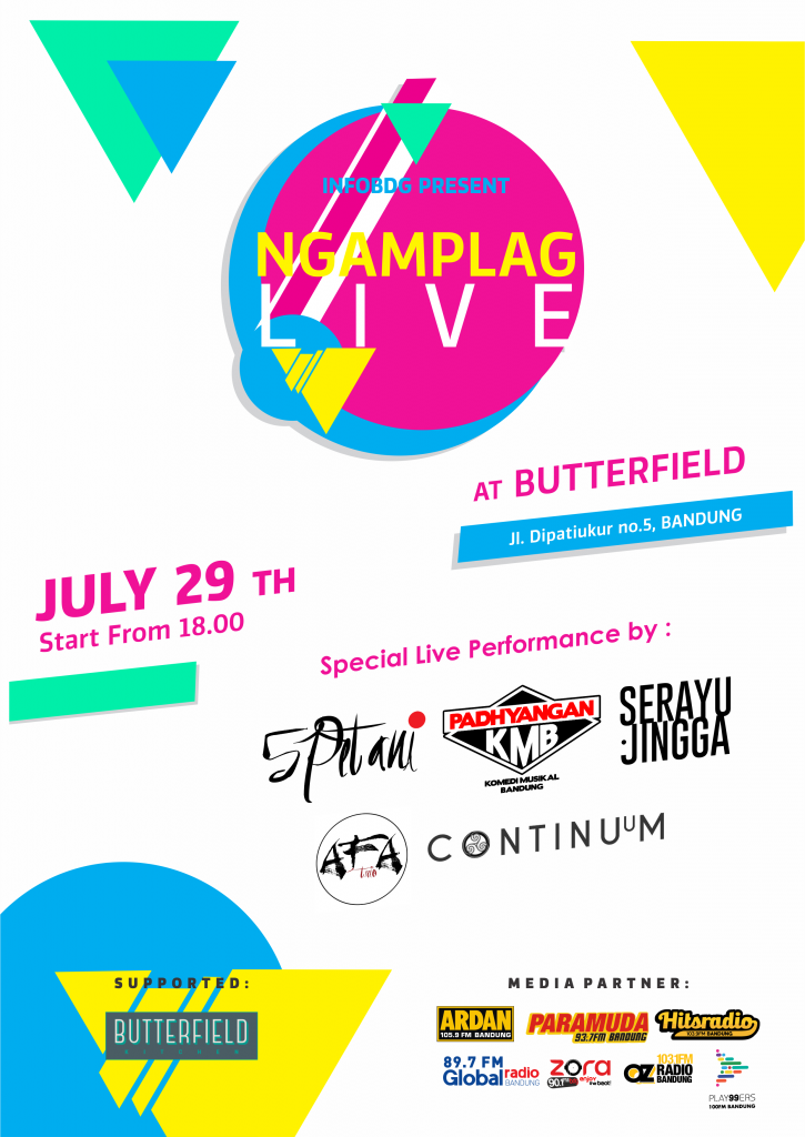 ngamplag poster july 2016