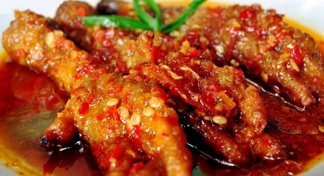 Daftar Tempat Makan Ceker Enak di Bandung | infobdg.com