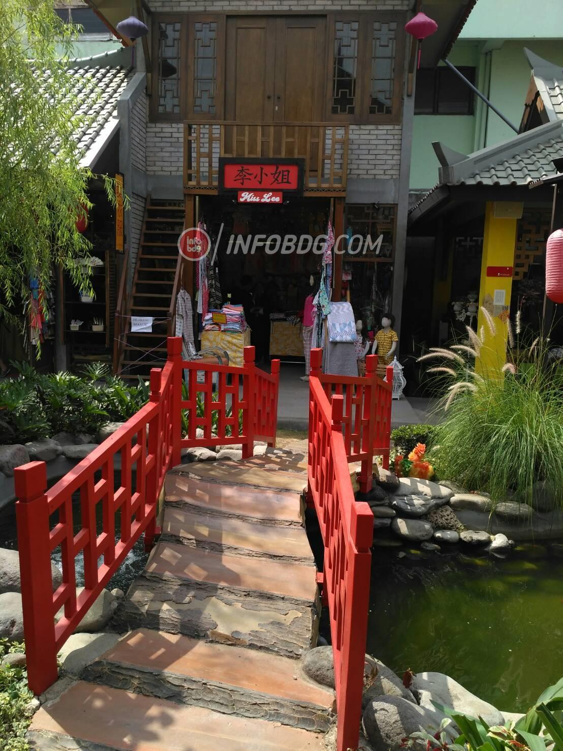 Wisata Bernuansa Autentik Tionghoa Di Chinatown Bandung