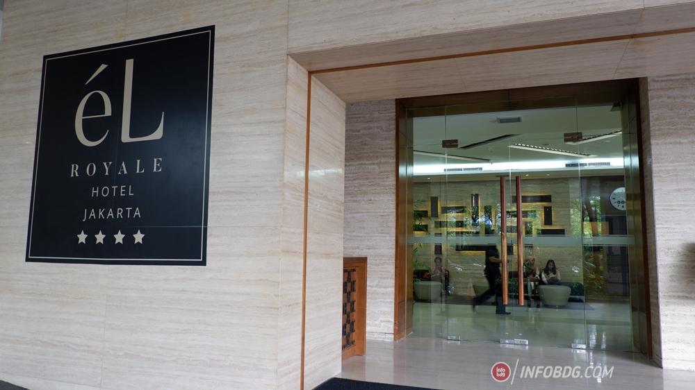 Menikmati Kenyamanan Menginap Di El Royale Hotel Jakarta Infobdg Com