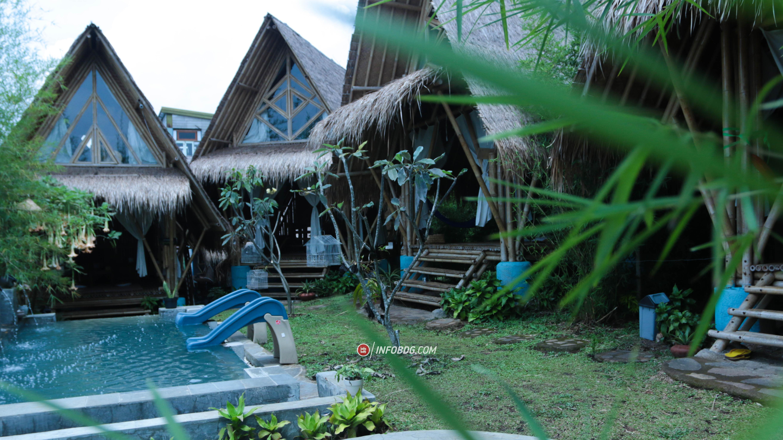 Bukit Saung Bambu Penginapan Epic Di Caringin Tilu Bandung Infobdg Com
