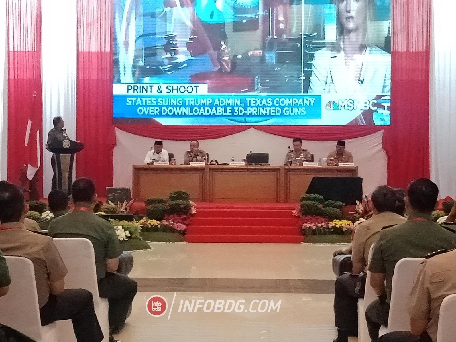 TNI Polri Antisipasi Alat Perang Canggih