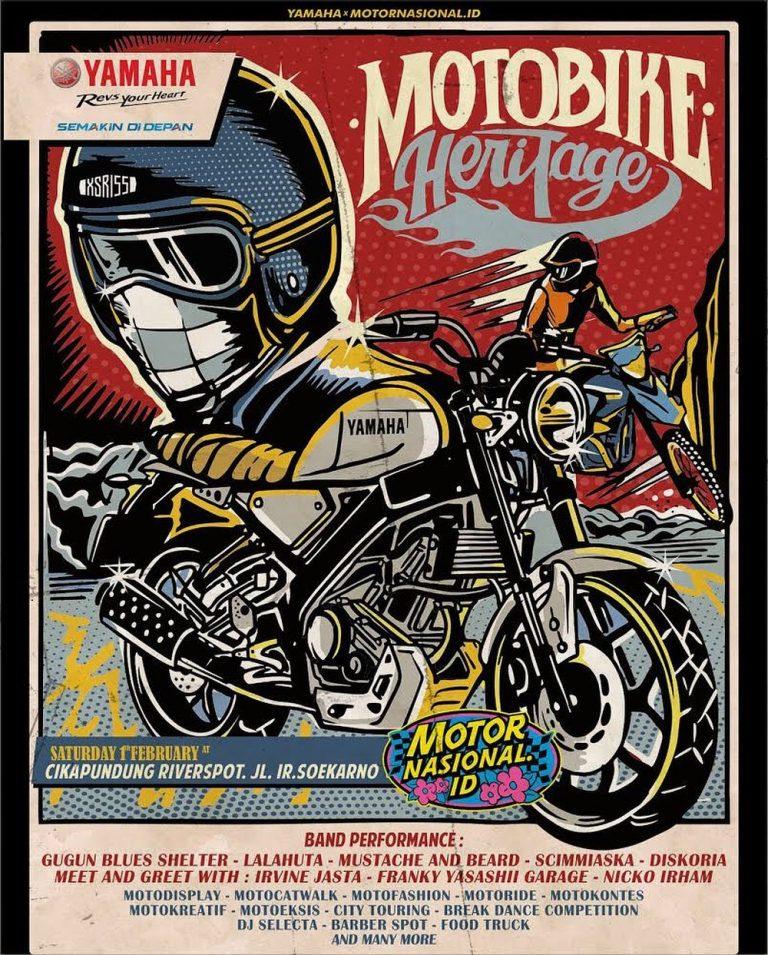 Motobike Heritage