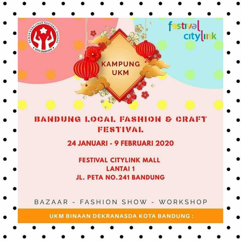 Bandung Local Fashion & Craft Festival