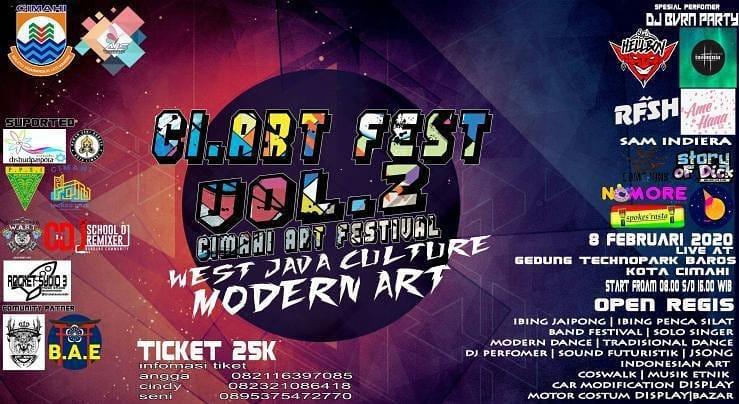Cimahi Art Festival Vol.2