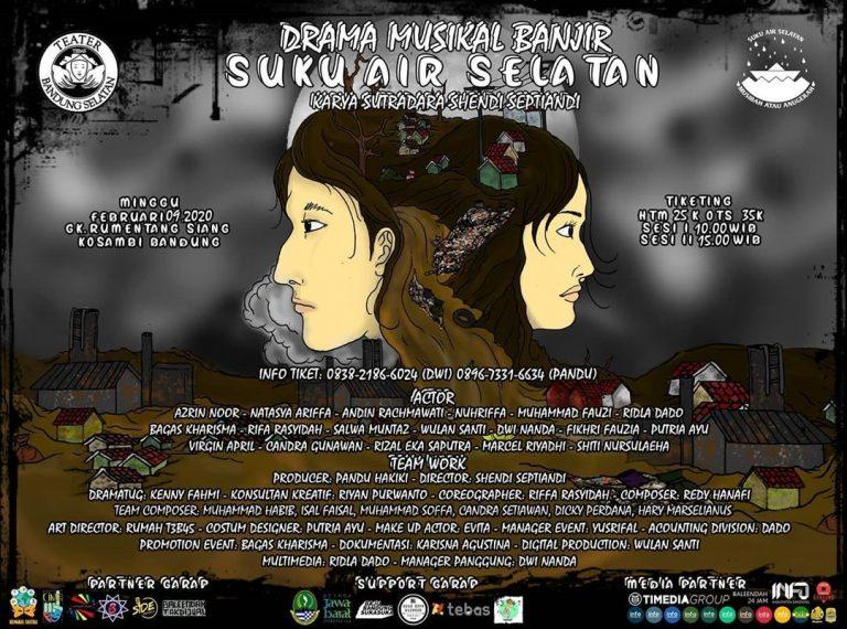 "Drama Musikal Banjir ""Suku Air Selatan"""