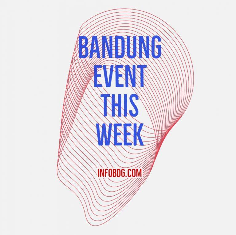 Bandung Event This Week