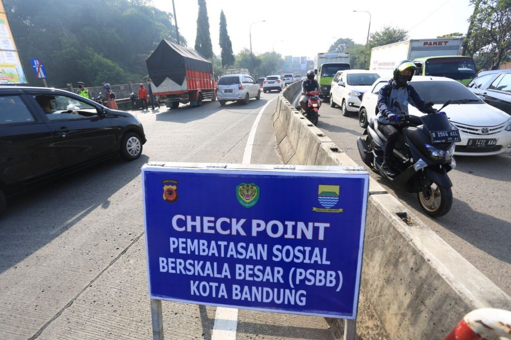 Soal Psbb Diperpanjang Pemkot Bandung Tunggu Kebijakan Pemprov Jabar Infobdg Com